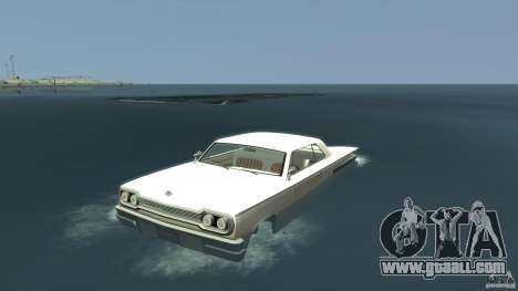 Voodoo Boat for GTA 4