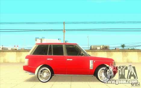 Arfy Wheel Pack 2 for GTA San Andreas forth screenshot