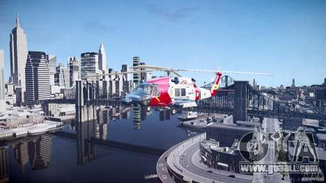 HH-60J Jayhawk for GTA 4