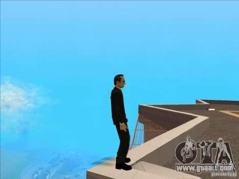 Matrix Skin Pack for GTA San Andreas eighth screenshot