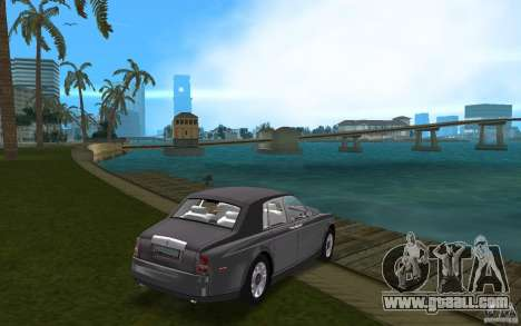 Rolls Royce Phantom for GTA Vice City right view