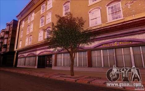 Behind Space Of Realities 2013 for GTA San Andreas sixth screenshot
