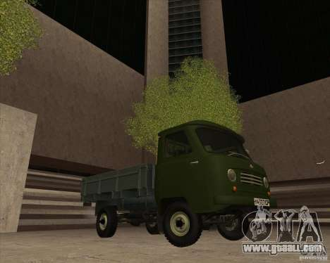 UAZ-450 d for GTA San Andreas right view