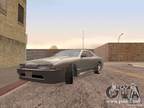 LowEND PCs ENB Config for GTA San Andreas sixth screenshot