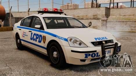 Police Pinnacle ESPA for GTA 4