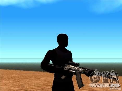 AEK-971 for GTA San Andreas