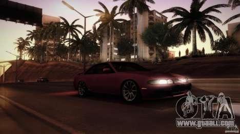 Nissan Silvia S14 Zenk for GTA San Andreas upper view