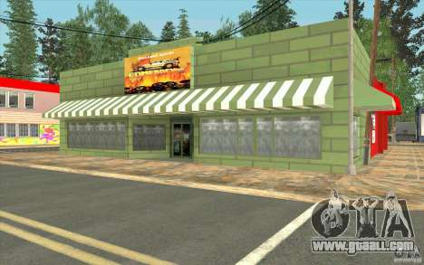 A new village Dillimur for GTA San Andreas tenth screenshot