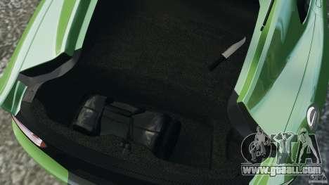 SRT Viper GTS 2013 for GTA 4 interior