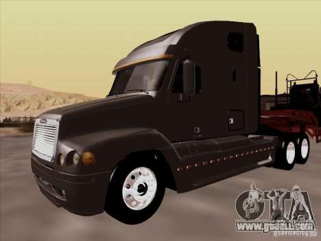 Freightliner Century ST for GTA San Andreas