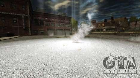 Blinding Molotov cocktail for GTA 4 third screenshot