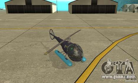 Dragonfly for GTA San Andreas