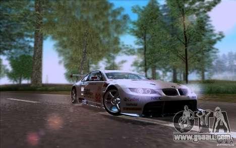 BMW E92 M3 for GTA San Andreas
