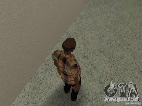 New bmost v2 for GTA San Andreas fifth screenshot