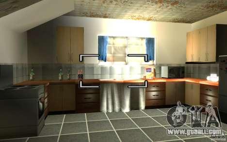 Is Russian Hata CJ for GTA San Andreas second screenshot