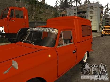 New Carcols by CR v3.0 for GTA San Andreas second screenshot