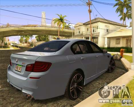 NFS The Run ENBSeries for SAMP for GTA San Andreas sixth screenshot