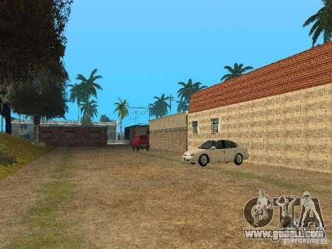 Mega Cars Mod for GTA San Andreas third screenshot