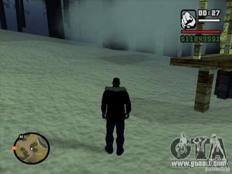 GhostCar for GTA San Andreas third screenshot