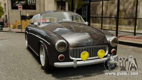 Syrena Coupe V8 for GTA 4