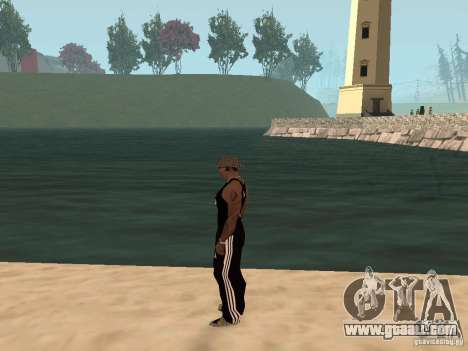 Choose any weather for GTA San Andreas forth screenshot