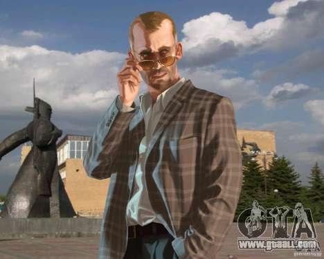 Loading screens City Stavropol for GTA 4 seventh screenshot