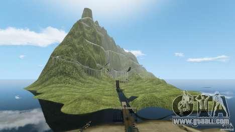 MG Downhill Map V1.0 [Beta] for GTA 4