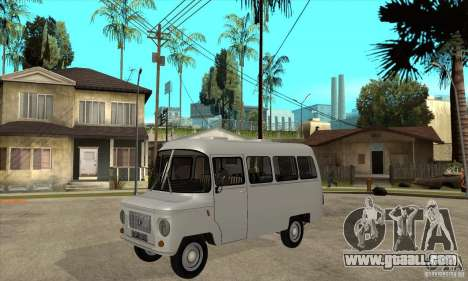 FSD Nysa 522 for GTA San Andreas left view