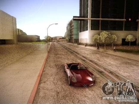 Increased drawing machines and pedov for GTA San Andreas third screenshot