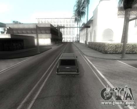 GTA SA - Black and White for GTA San Andreas fifth screenshot