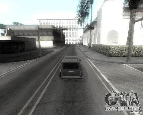 GTA SA - Black and White for GTA San Andreas fifth screenshot
