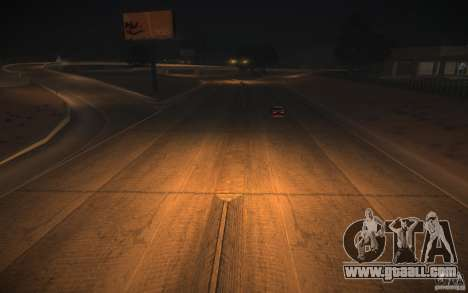 HD Road v 2.0 Final for GTA San Andreas eighth screenshot