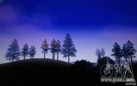 CreatorCreatureSpores Graphics Enhancement for GTA San Andreas seventh screenshot