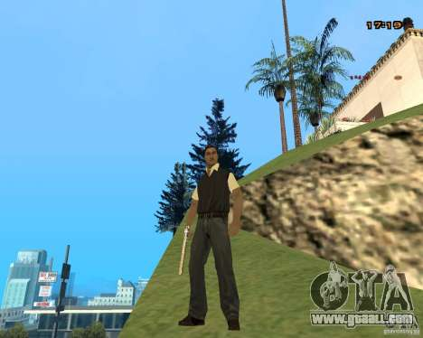 New animations for GTA San Andreas third screenshot