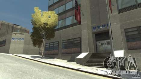 Remake police station for GTA 4 second screenshot