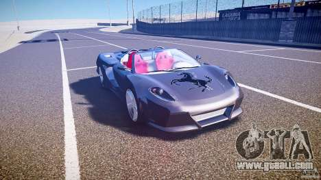 Ferrari F430 Extreme Tuning for GTA 4 inner view