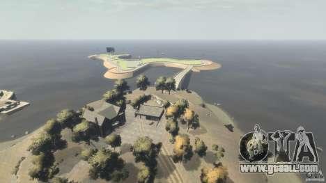 Drifttrack IV for GTA 4 third screenshot