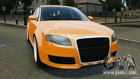 Audi RS4 EmreAKIN Edition for GTA 4