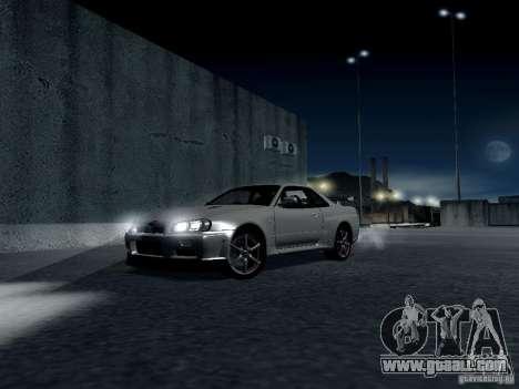ENBSeries by Shake for GTA San Andreas ninth screenshot