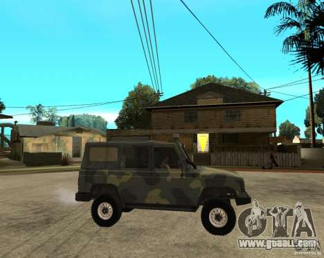UAZ-3172 for GTA San Andreas right view