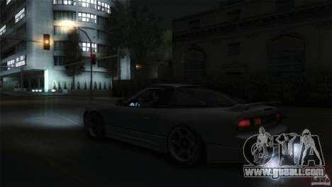 Nissan 240SX S13 Drift Alliance for GTA San Andreas right view