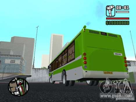 LIAZ 5292.70 for GTA San Andreas right view