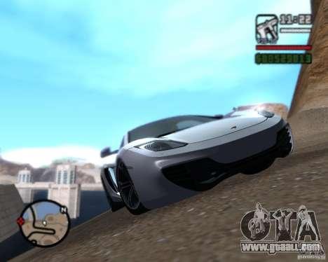 Enb series by LeRxaR for GTA San Andreas second screenshot