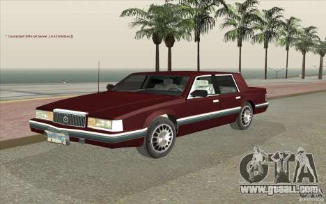 Chrysler Dynasty for GTA San Andreas