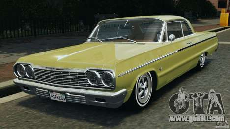 Chevrolet Impala SS 1964 for GTA 4