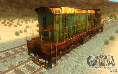 Chme3-5792 v2 for GTA San Andreas