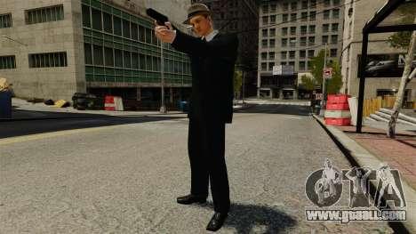 Cole Phelps for GTA 4 fifth screenshot