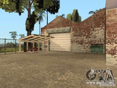 Car service near Grove for GTA San Andreas