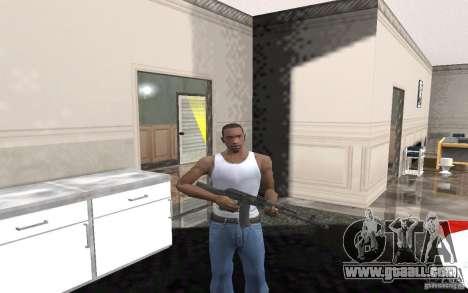 AK-74 m for GTA San Andreas fifth screenshot