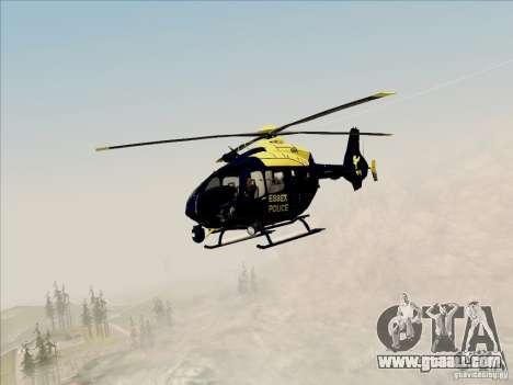 Eurocopter EC-135 Essex for GTA San Andreas